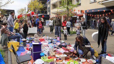 Kinderrommelmarkt & Kinderfestijn (afgelast)