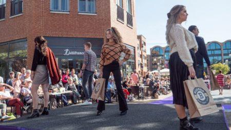 Modeshow najaar/winter