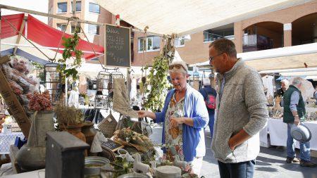 Brocante markt en Koopzondag